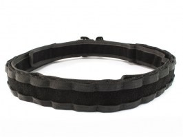 Blue label COBRA 1.7-2inch / 50mm One-pcs Combat Belt  - black [EmersonGear]