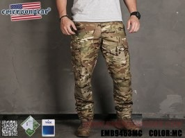 Blue Label Ergonomic Fit Long trousers - Multicam [EmersonGear]