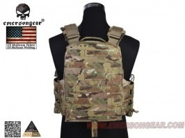 NCPC Tactical Vest - Multicam (MC) [EmersonGear]