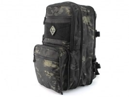D3 Multi-purposed Bag, 10/18L - Multicam Black