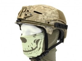 EXF BUMP Helmet with the foldable visor - Digital Desert colour [EmersonGear]