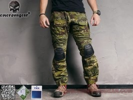 G3 Combat Pants-Advanced Version 2017 - Multicam Tropic [EmersonGear]