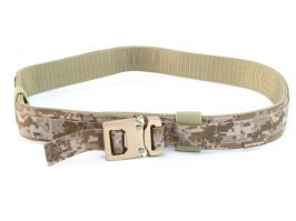 Hard 1.5inch / 3.8cm Shooter Belt  - AOR1, M size