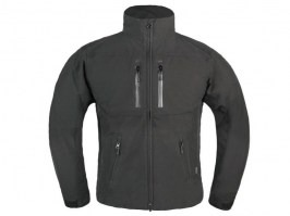 Soft Shell Windbreaker jacket - black [EmersonGear]