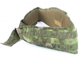 Padded Molle Waist Battle Belt - A-TACS FG [EmersonGear]