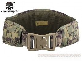 Padded Molle Waist Battle Belt - AOR2 [EmersonGear]