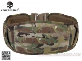 Padded Molle Waist Battle Belt - Multicam [EmersonGear]