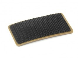 PVC 3D Blood type velcro patch AB+  - DE color [EmersonGear]