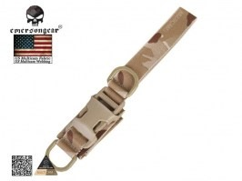 Tactical Keychain - Multicam Arid