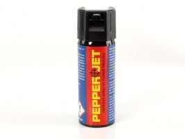 Pepper Spray PEPPER JET - 50 ml [ESP]
