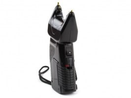 Stun gun combined with the pepper spray SCORPY 200 [ESP]