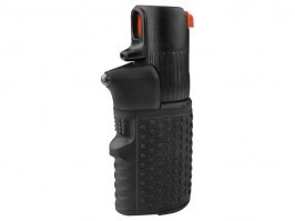 Hurricane Flashlight pepper spray with LED - 15ml [ESP]