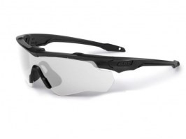 CrossBlade ONE glasses with ballistic resistance - clear