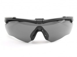 CrossBlade ONE glasses with ballistic resistance - grey [ESS]