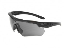 Crossbow-ONE glasses with ballistic resistance - grey