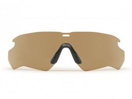 Glasses Hi-Def for ESS CrossBlade with ballistic resistance - bronze [ESS]