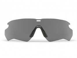 Glasses Hi-Def for ESS CrossBlade with ballistic resistance - polarized grey [ESS]