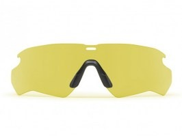 Glasses Hi-Def for ESS CrossBlade with ballistic resistance - yellow [ESS]