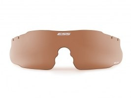 Glasses  Hi-Def for ESS ICE with ballistic resistance - copper [ESS]