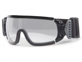 Jumpmaster goggle with ballistic resistance - clear