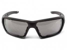 Rollbar glasses with ballistic resistance - clear, black [ESS]