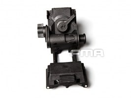 L4G24 Mount for PVS15/18 NVG , plastic version - BK [FMA]