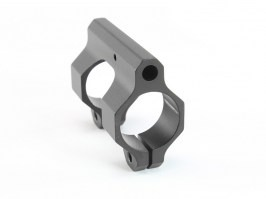 Low profile light barrel gas block for M4 series [FMA]