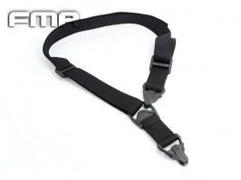 Multi-Mission MA3 single and two point sling - black [FMA]