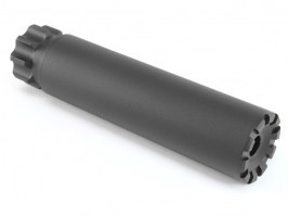 Metal silencer Specter 152 x 35mm - black [FMA]
