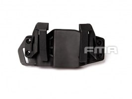 Multi Belt Holster with Clips - black [FMA]