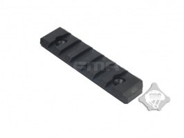 4 pcs of the nylon RIS rails - BK [FMA]