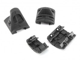 Segment FTM style hand stop kit for RIS mount  - black [FMA]