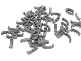 Segment index RIS cover clips, 60 pcs - FG [FMA]