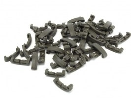Segment index RIS cover clips, 60 pcs - OD [FMA]