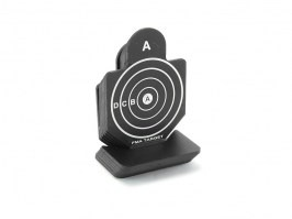 Tin practice target 4 x 6 cm, type B, pack of 6 pieces [FMA]