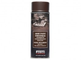 Spray army paint 400 ml. - Mud Brown [Fosco]