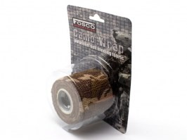 Stretch bandage tape 4,5 m x 5 cm - Desert Night [Fosco]