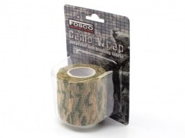 Stretch bandage tape 4,5 m x 5 cm - Multicam [Fosco]