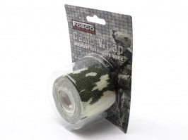 Stretch bandage tape 4,5 m x 5 cm - Snow [Fosco]