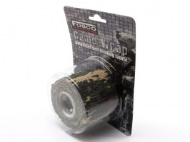 Stretch bandage tape 4,5 m x 5 cm - Marpat (Digital Woodland) [Fosco]