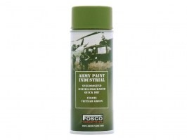 Spray army paint 400 ml. - Vietnam green [Fosco]