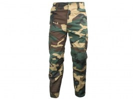 Kids BDU pants - Woodland [Fostex Garments]