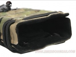 G-code Style5.56mm Tactical MAGPouch - Atacs [EmersonGear]
