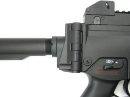 M4 Stock Adapter for G36 AEG Series [Shooter]