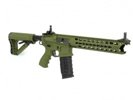 GC16 Predator Hunter Green, Full metal, Electronic trigger [G&G]