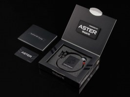 Processor trigger unit ASTER™ V2, Basic firmware - rear wiring [GATE]