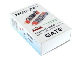 Programmable MOSFET MERF 3.2™, gen.3 with active brake [GATE]
