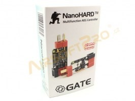 NanoHARD™ programmable AEG MOSFET Gen.3 with active brake [GATE]