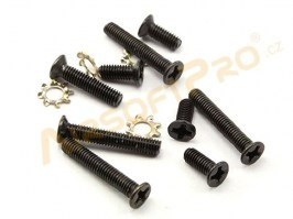 Spare screws for gearbox version 2 [Shooter]