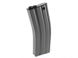 M4 120 rounds midcap metal magazine - grey [G&G]